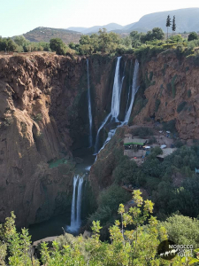 2 days from Marrakech toOuzoud Waterfalls and Iminifri