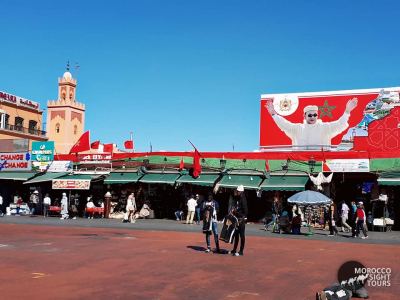 Discover marrakech city tour