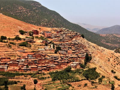 Berber trails  tour from marrakech