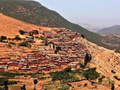 Berber trails  tour from marrakech